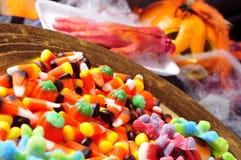 Конфеты хеллоуина Стоковая Фотография