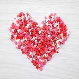 конфеты цветастые Стоковое Фото