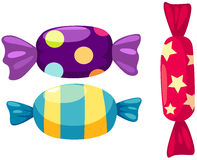 конфеты цветастые Стоковое Изображение