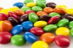 конфеты цветастые Стоковые Фотографии RF