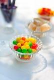 конфеты цветастые Стоковая Фотография