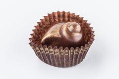 Конфеты шоколада изолированные на белой предпосылке Стоковое Изображение RF
