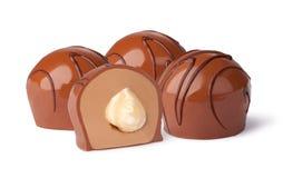 Конфеты шоколада Стоковое фото RF