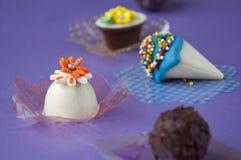 Конфеты шоколада Стоковые Изображения
