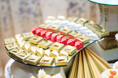 Конфеты шоколада Стоковое Изображение