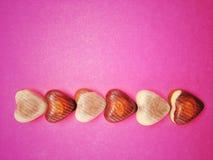 Конфеты шоколада Стоковые Фотографии RF