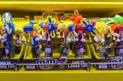 Конфеты шоколада ` s M&M Стоковое Фото