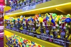 Конфеты шоколада ` s M&M Стоковые Фотографии RF