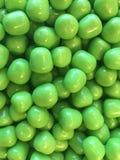 Конфеты Яблока ые-зелен Стоковое Изображение
