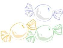 конфеты Стоковое Изображение RF