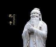 Конфуций Стоковая Фотография