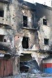 Конфликт Триполи Ливана Стоковые Фото