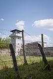 Концентрационный лагерь в Nis, Сербия стоковые фотографии rf