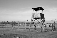 концентрация Польша лагеря Стоковые Фотографии RF