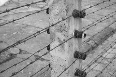 концентрация Польша лагеря Стоковое Изображение RF