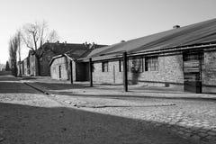 концентрация Польша лагеря Стоковые Фото