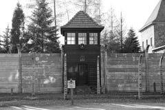 концентрация Польша лагеря Стоковое Фото