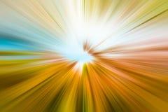 Концентрическая круговая картина Случайный взрыв, излучая иллюстрация вектора