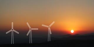 Концепции выхода по энергии стоковые фото