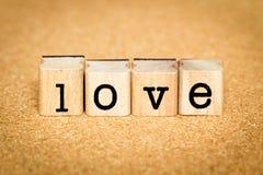 Концепции влюбленности Стоковые Фотографии RF