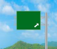 Концепции дорожного знака Стоковая Фотография RF