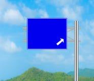 Концепции дорожного знака Стоковое Фото