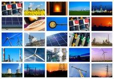 Концепции силы и энергии Стоковые Фотографии RF