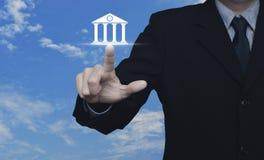 концепция банка дела Стоковое Изображение