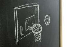 Концепция баскетбола Стоковое Фото