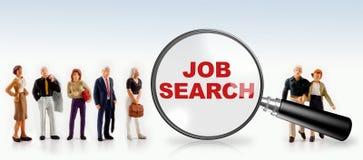 концепция безработного и работника Стоковые Фотографии RF