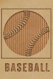 Концепция бейсбола Стоковые Фотографии RF