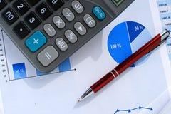 Концепция бизнес-отчета. Стоковое фото RF