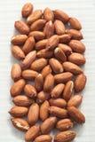 Концепция взгляд сверху арахиса здоровая Стоковые Изображения