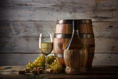 Концепция вина Стоковое Изображение RF