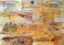 Концепция винодельческой промышленности Стоковая Фотография