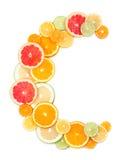 Концепция витамин C стоковые изображения rf