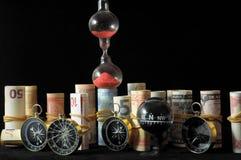 Концепция времени дела стоковое фото