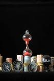 Концепция времени дела стоковые фотографии rf