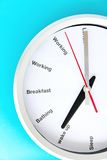 Концепция времени завтрака Стоковое Фото