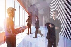 Концепция встречи и исполнительной власти Стоковые Изображения