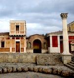 Концепция года сбора винограда времен старомодного grungy стиля строя римская Стоковая Фотография RF