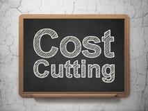 Концепция дела: Снижение затрат на предпосылке доски