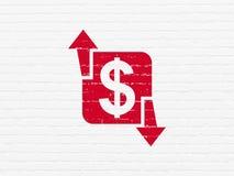 Концепция дела: Финансы на предпосылке стены