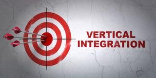 Концепция дела: цель и вертикальная интеграция на предпосылке стены