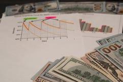 Концепция дела: Экономика, стабильность, бухгалтерия, финансы, банк, коммерция, обслуживания Стоковые Изображения RF