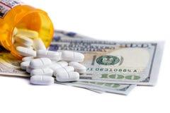 Концепция для медицинских расходов Стоковое Фото
