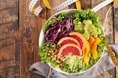 Концепция еды диеты стоковая фотография rf