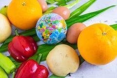 Концепция еды мира идеи стоковые фотографии rf