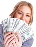 Концепция денег сбережений Стоковые Изображения RF