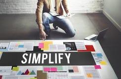 Концепция дела маркетинговой стратегии документа стоковое фото rf